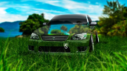 Toyota-Altezza-JDM-Tuning-Crystal-Nature-Car-2013-by-Tony-Kokhan-[www.el-tony.com]