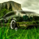 Toyota Aristo JDM Crystal Nature Car 2013