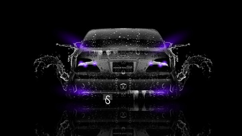 Toyota-Crown-Athlete-JDM-Back-Water-Car-2013-Violet-Neon-design-by-Tony-Kokhan-[www.el-tony.com]