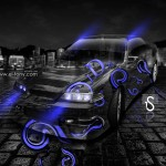 Toyota Mark 2 JZX100 JDM Effects Crystal City Car 2013