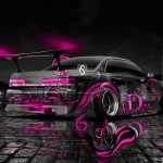 Toyota Mark 2 JZX100 JDM Effects Tuning Car 2013