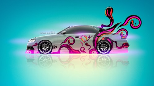 Toyota-Mark-2-JZX90-JDM-Side-Style-2013-Crystal-Car-design-by-Tony-Kokhan-[www.el-tony.com]