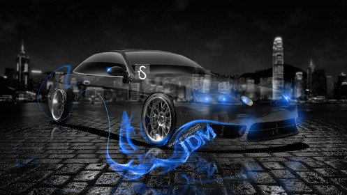 Toyota-Soarer-JDM-Blue-Fire-Crystal-Car-2013-HD-Wallpapers-design-by-Tony-Kokhan-[www.el-tony.com]