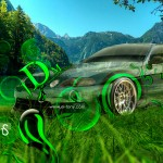 Toyota Soarer JDM Crystal Nature Car 2013