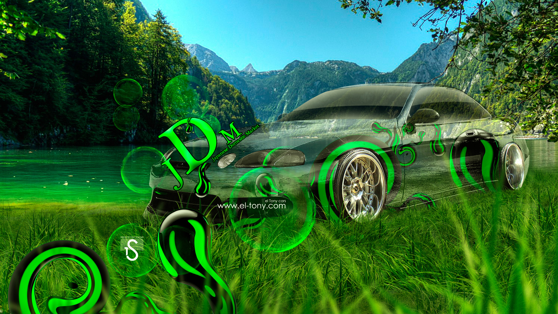 Superieur Toyota Soarer JDM Crystal Nature Car 2013 HD