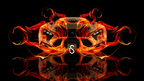 Zenvo-ST1-Front-Fire-Abstract-Car-2013-HD-Wallpapers-design-by-Tony-Kokhan-[www.el-tony.com]