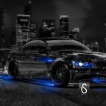 BMW M3 Crystal City Car 2014