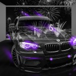 BMW X6 Hamann Tuning Crystal Home Car 2014