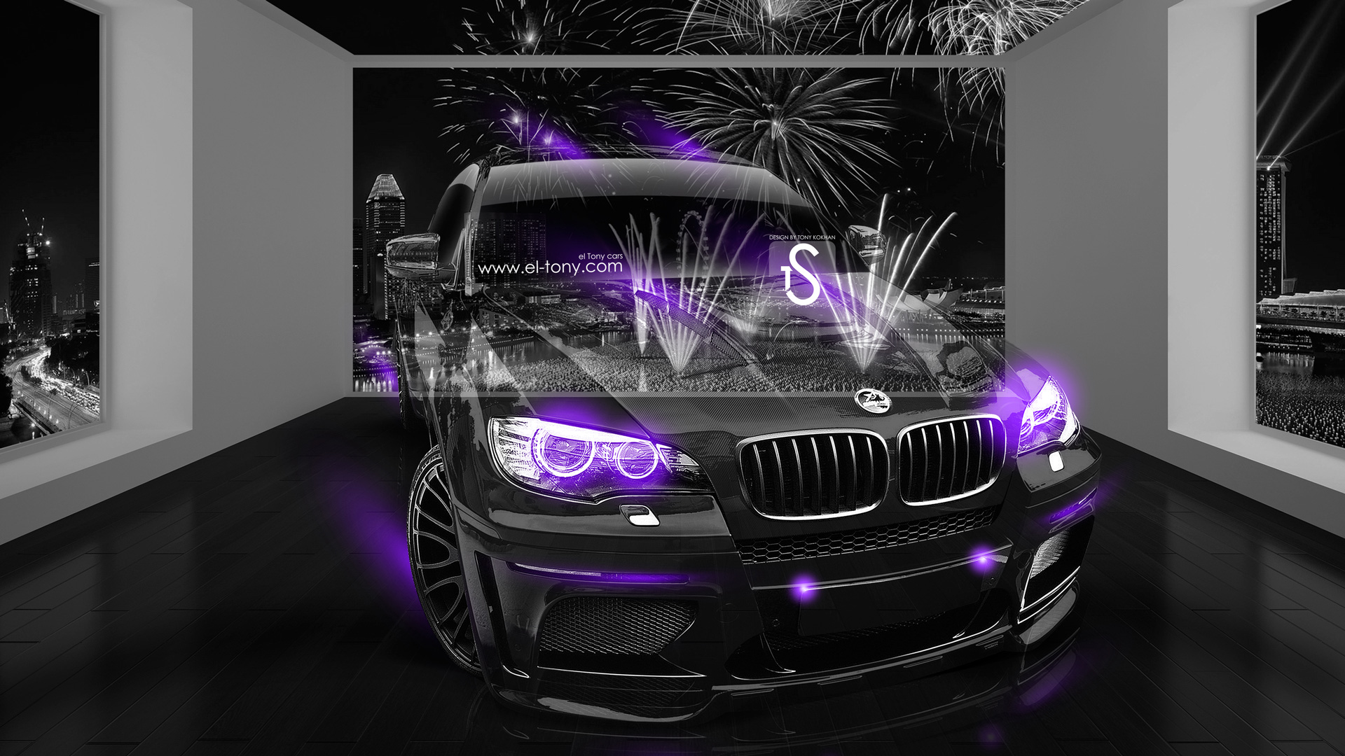 Etonnant BMW X6 Hamann Tuning Crystal Home Car 2014