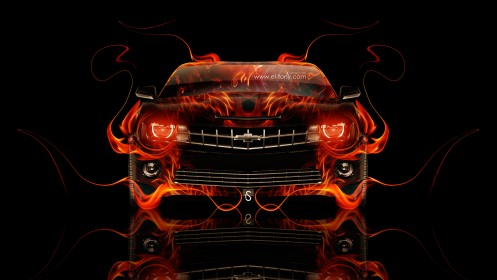 Chevrolet-Camaro-SS-Muscle-Fire-Car-2014-design-by-Tony-Kokhan-[www.el-tony.com]