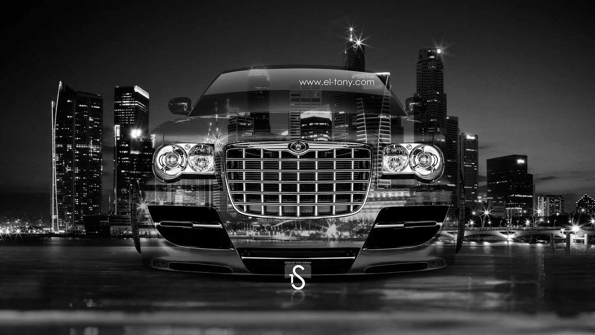 Chrysler 300c Crystal City Car 2014 El Tony