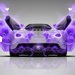Ferrari Sergio Fantasy Heart Flowers Car 2014