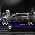 Toyota Mark 2 JZX90 JDM Crystal City Car 2014