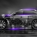Infiniti FX Crystal City Car 2014