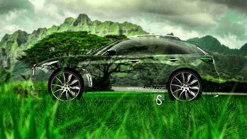Infiniti-FX-Crystal-Nature-Car-2014-HD-Wallpapers-design-by-Tony-Kokhan-[www.el-tony.com]
