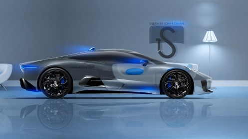 Jaguar-CX-75-Hybrid-Crystal-Home-Car-2013-Blue-Neon-HD-Wallpapers-design-by-Tony-Kokhan-[www.el-tony.com]
