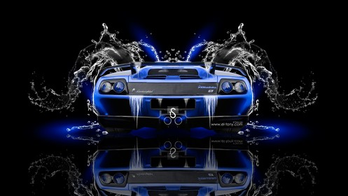 Lamborghini-Diablo-Back-Super-Water-Car-2014-Blue-Neon-HD-Wallpapers-design-by-Tony-Kokhan-[www.el-tony.com]