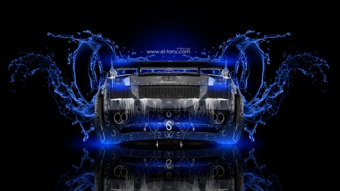 Lamborghini-Gallardo-Super-Water-Car-Blue-Neon-2014-design-by-Tony-Kokhan-[www.el-tony.com]