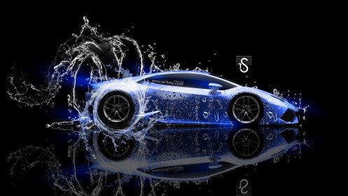 Lamborghini-Huracan-LP610-4-Super-Water-Car-2014-Blue-Neon-HD-Wallpapers-by-Tony-Kokhan-[www.el-tony.com]