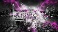 Lamborghini-Miura-Fantasy-White-Tiger-Car-2014-Pink-Style-design-by-Tony-Kokhan-[www.el-tony.com]