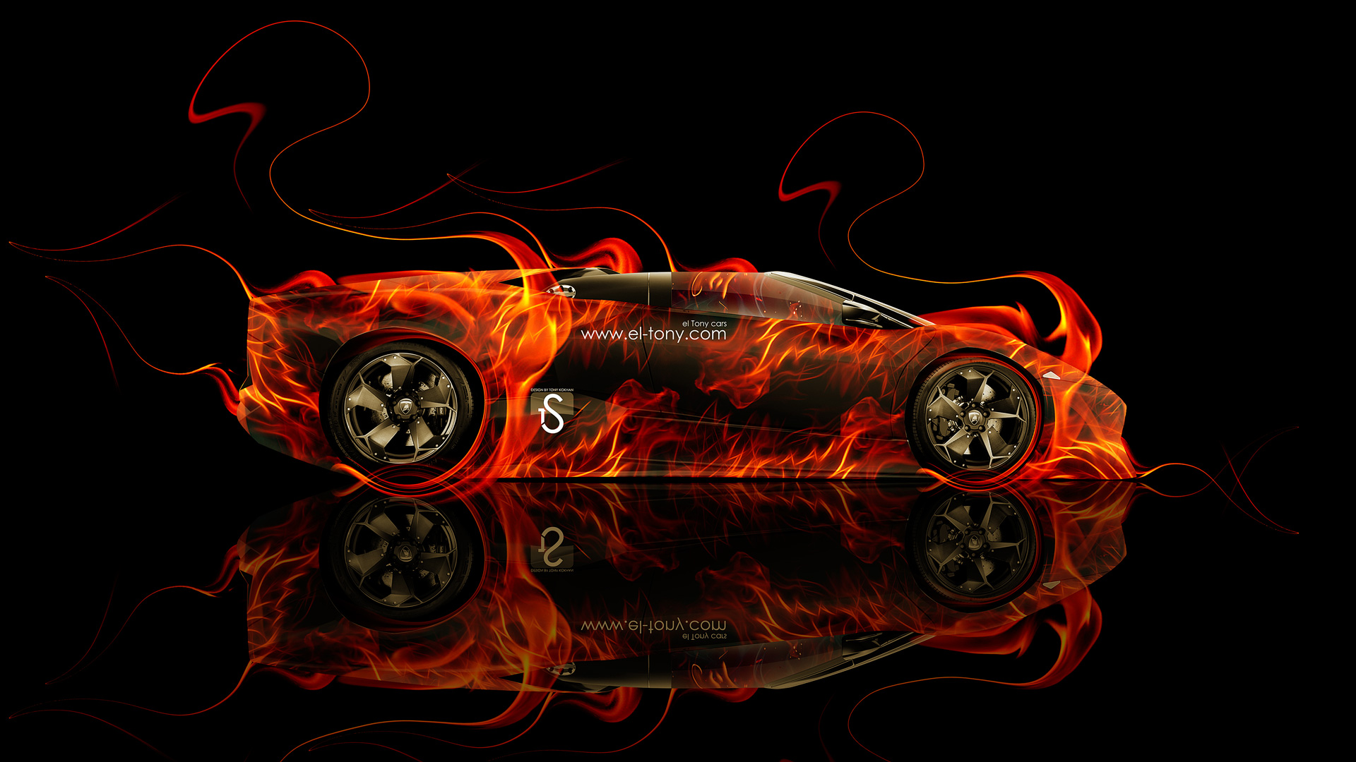 Lamborghini reventon fire city car 2013 hd wallpapers design by tony - Roadster Tony Stark Car Collections Iron Man