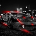 Lamborghini Sesto Elemento Crystal City Car 2014