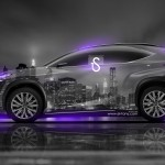 Lexus LF-NX Crystal City Car 2014