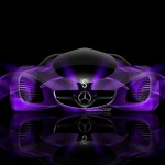 Mercedes Benz Biome Fantasy Abstract Car 2014