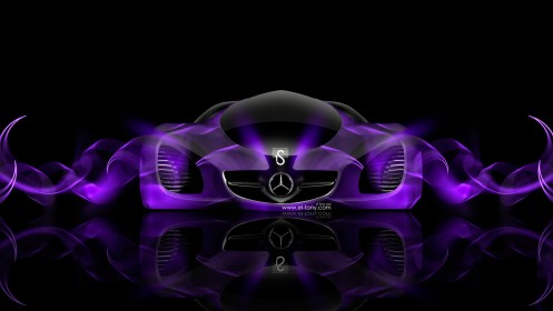 Mercedes-Benz-Biome-Fantasy-Violet-Abstract-Car-2014-HD-Wallpapers-design-by-Tony-Kokhan-[www.el-tony.com]