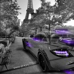 Mercedes Benz SLR McLaren Crystal Day Paris Car 2014