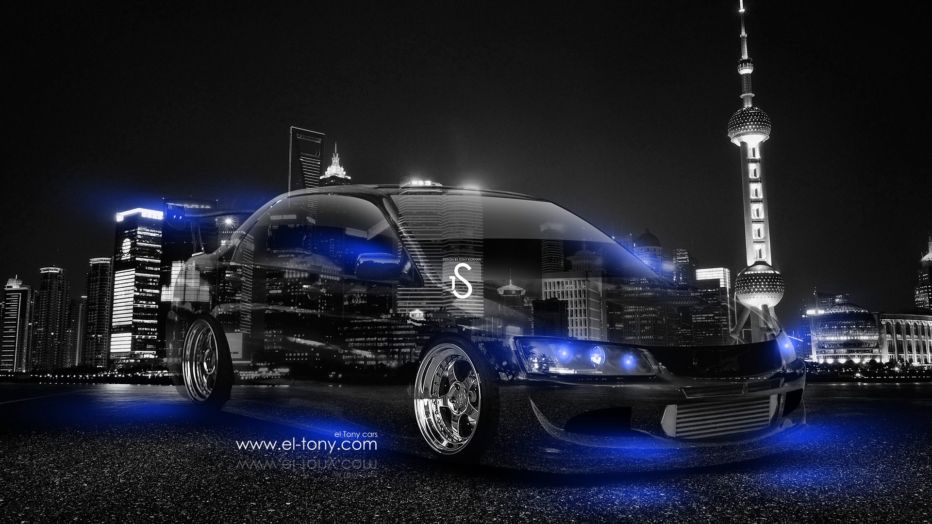 Beau Mitsubishi Lancer Evolution JDM Crystal City Car 2014