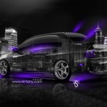 Mitsubishi Lancer Evolution JDM Crystal City Car 2014