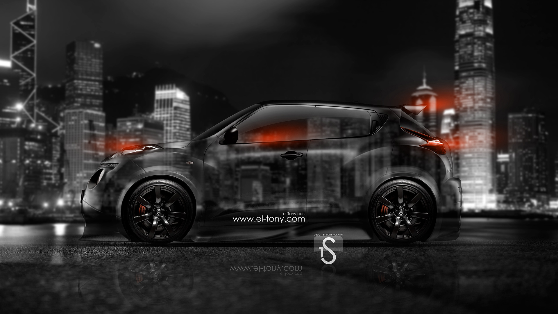 Nissan Juke-R Crystal City Car 2014 | el Tony