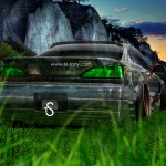 Nissan Silvia S15 JDM Back Crystal Nature Car 2014