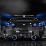 Nissan Skyline GTR R34 Back JDM Crystal City Car 2014