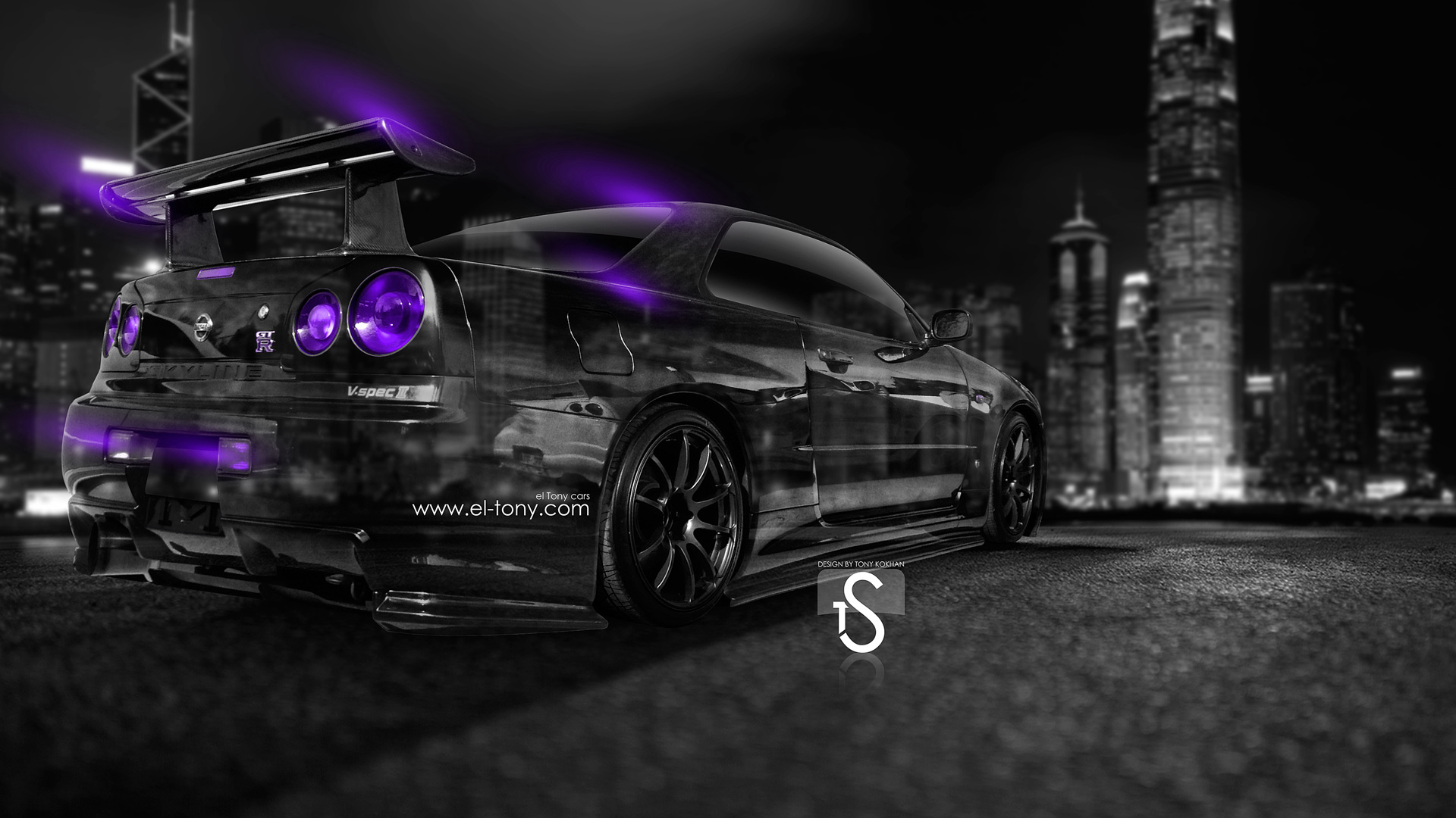 Nissan Skyline GTR R34 Crystal City Car 2014 ...