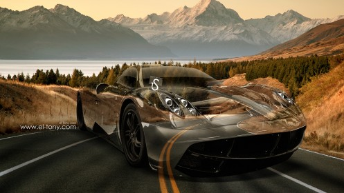 Pagani-Huayra-Crystal-Nature-Road-Car-2014-design-by-Tony-Kokhan-[www.el-tony.com]