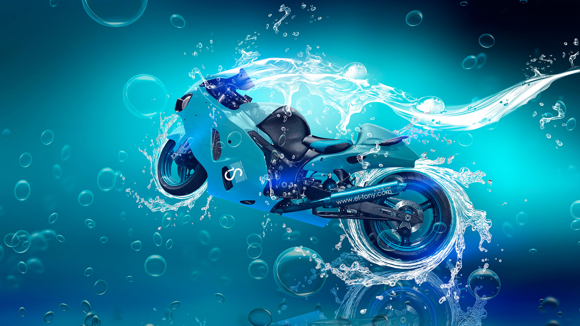 Ordinaire Suzuki Hayabusa Super Underwater Car 2014 Design By