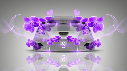 Toyota-Celica-JDM-Fantasy-Violet-Neon-Flowers-2014-HD-Wallpapers-design-by-Tony-Kokhan-[www.el-tony.com]
