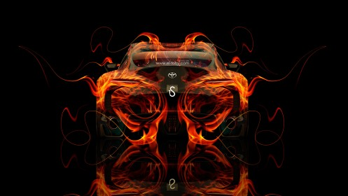 Toyota-FT-1-Back-Fire-Abstract-Car-2014-HD-Wallpapers-design-by-Tony-Kokhan-[www.el-tony.com]