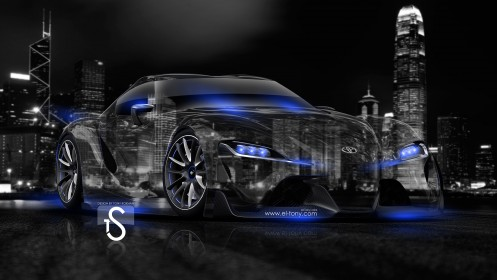Toyota-FT-1-Front-Side-Crystal-City-Car-2014-Blue-Neon-design-by-Tony-Kokhan-[www.el-tony.com]