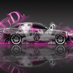 Toyota Mark 2 JZX90 JDM Aerography Girl 2014