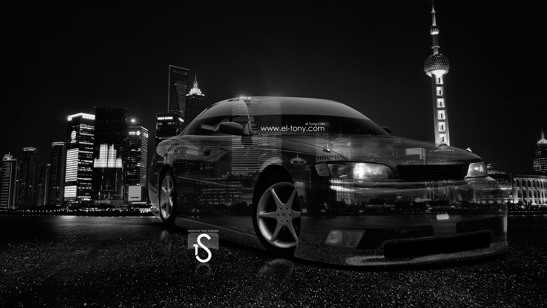Toyota Mark2 JZX90 JDM Crystal City Car 2014 ...