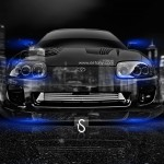 Toyota Supra JDM Front Crystal City Car 2014