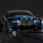 Toyota Supra Tuning Crystal Car 2014