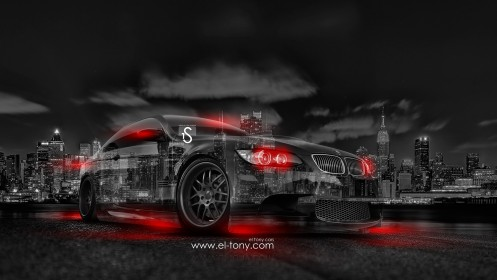 BMW-E92-Crystal-City-Car-2014-Orange-Neon-design-by-Tony-Kokhan-[www.el-tony.com]