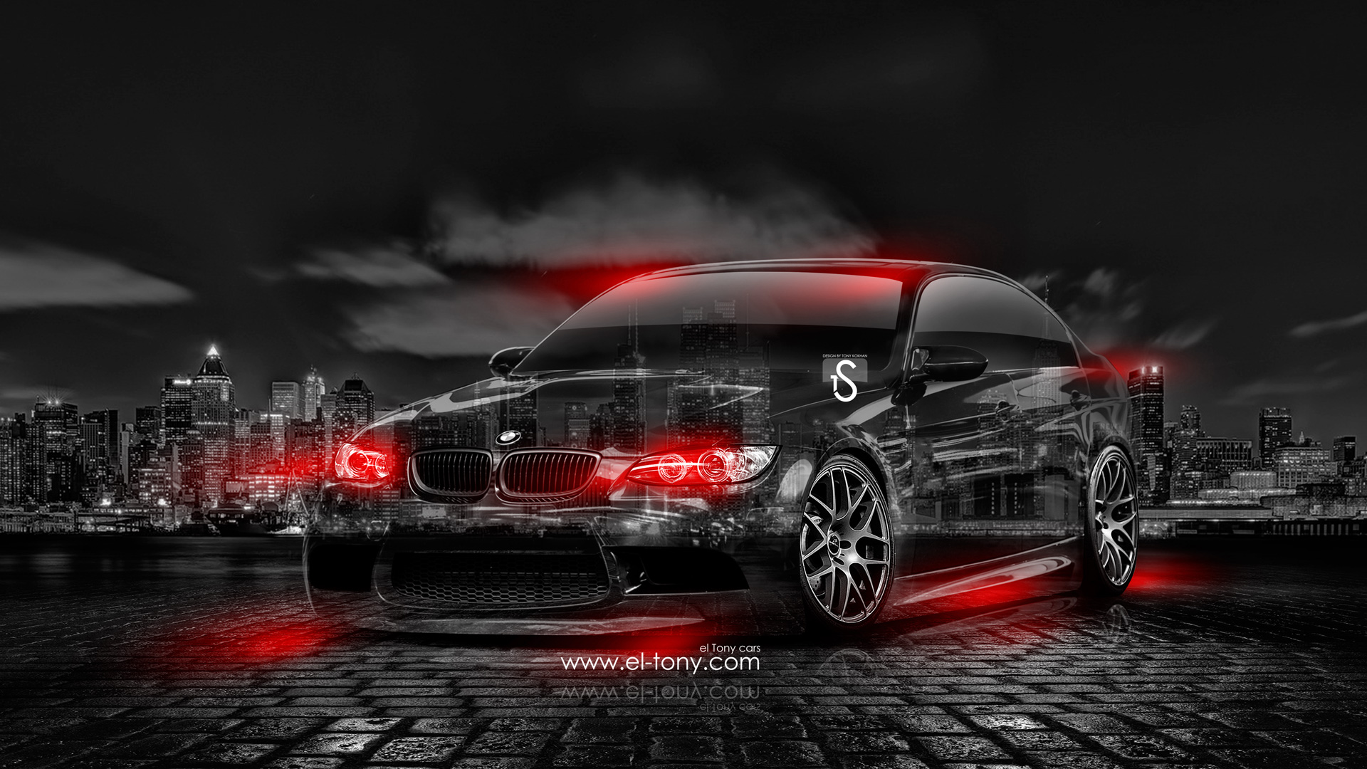 Bmw M3 E90 Crystal City Car 2014 El Tony