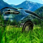 BMW X6 Crystal Nature Car 2014