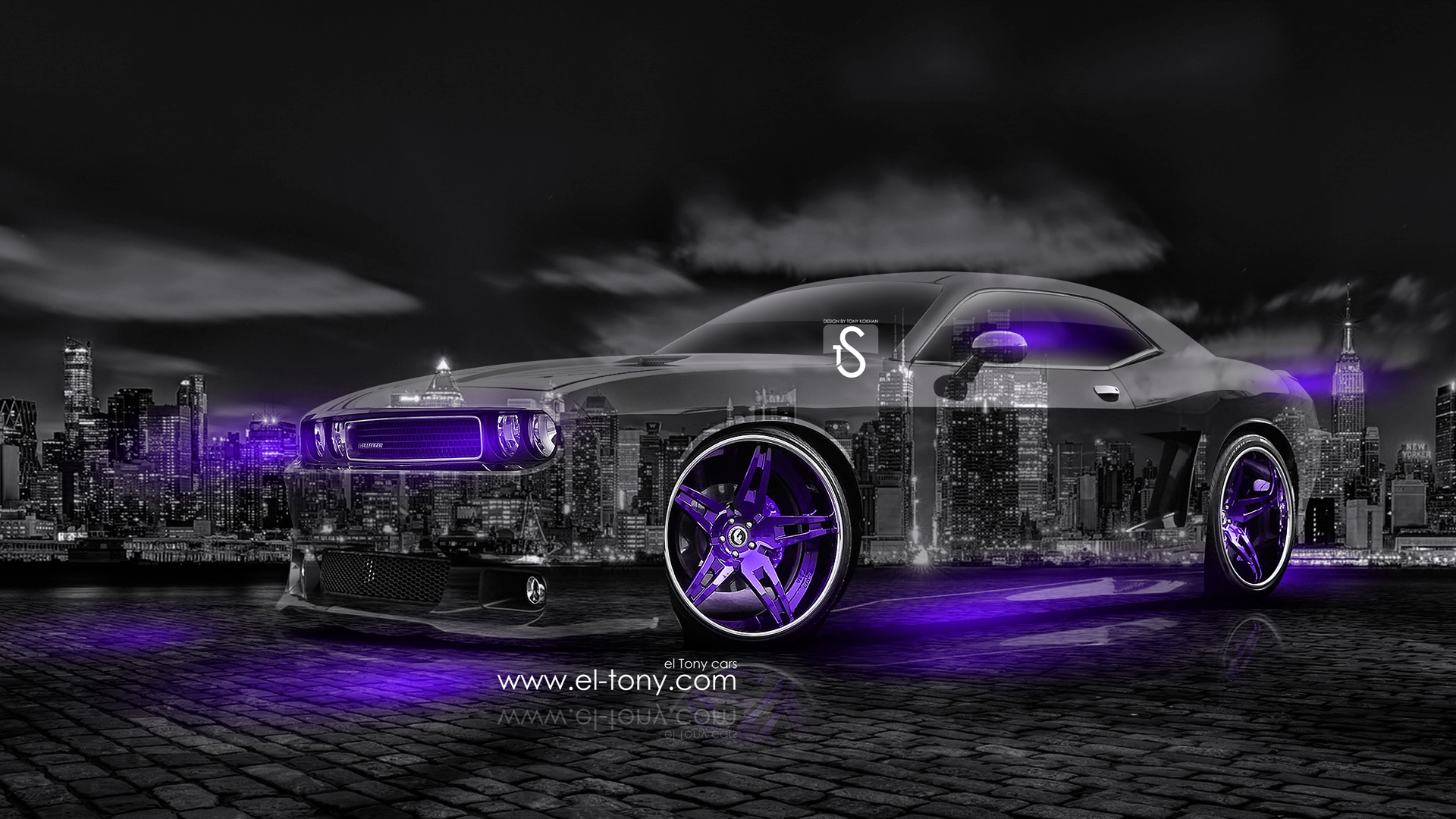 Perfect Dodge Challenger Muscle Crystal City Car 2014 Nice Ideas