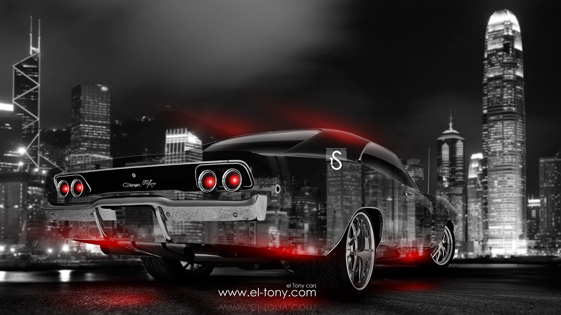Dodge Charger Rt Muscle Crystal City Car 2014 El Tony